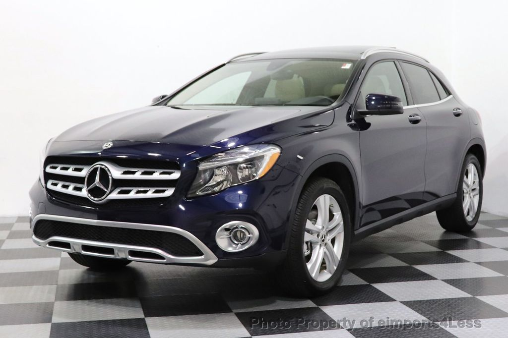 2018 Mercedes-Benz GLA CERTIFIED GLA250 4MATIC AWD NAV CAM PANO BLIS - 18467686 - 34
