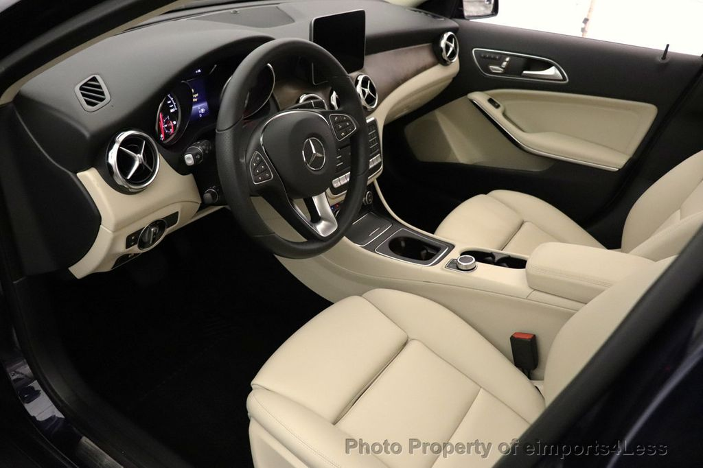 2018 Mercedes-Benz GLA CERTIFIED GLA250 4MATIC AWD NAV CAM PANO BLIS - 18467686 - 5