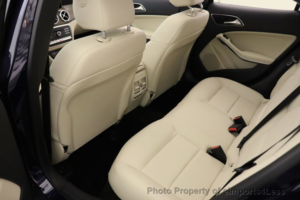 2018 Mercedes-Benz GLA CERTIFIED GLA250 4MATIC AWD NAV CAM PANO BLIS - 18467686 - 7