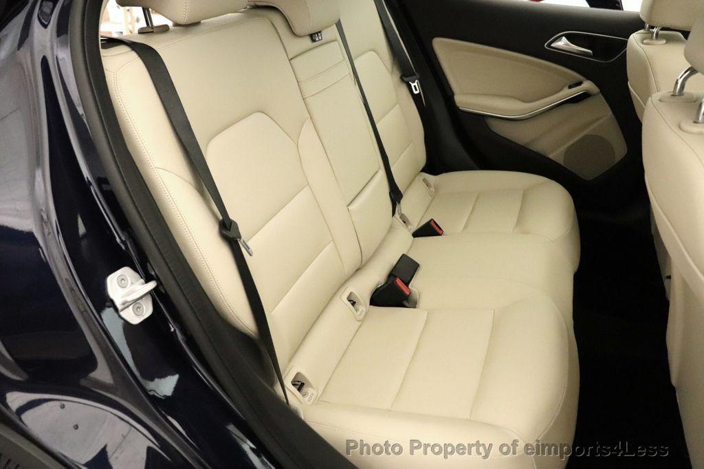 2018 Mercedes-Benz GLA CERTIFIED GLA250 4MATIC AWD NAV CAM PANO BLIS - 18467686 - 8