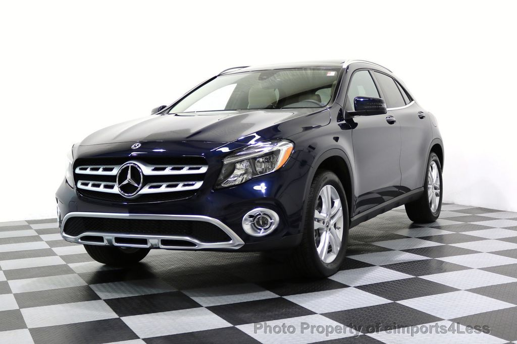 2018 Mercedes-Benz GLA CERTIFIED GLA250 4Matic AWD PANO CAMERA NAVI - 17486338 - 13
