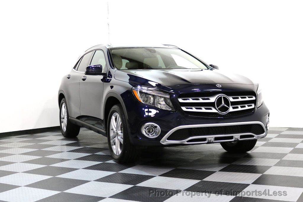 2018 Mercedes-Benz GLA CERTIFIED GLA250 4Matic AWD PANO CAMERA NAVI - 17486338 - 14
