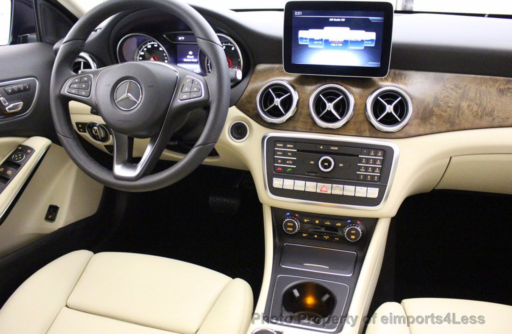 2018 Mercedes-Benz GLA CERTIFIED GLA250 4Matic AWD PANO CAMERA NAVI - 17486338 - 23