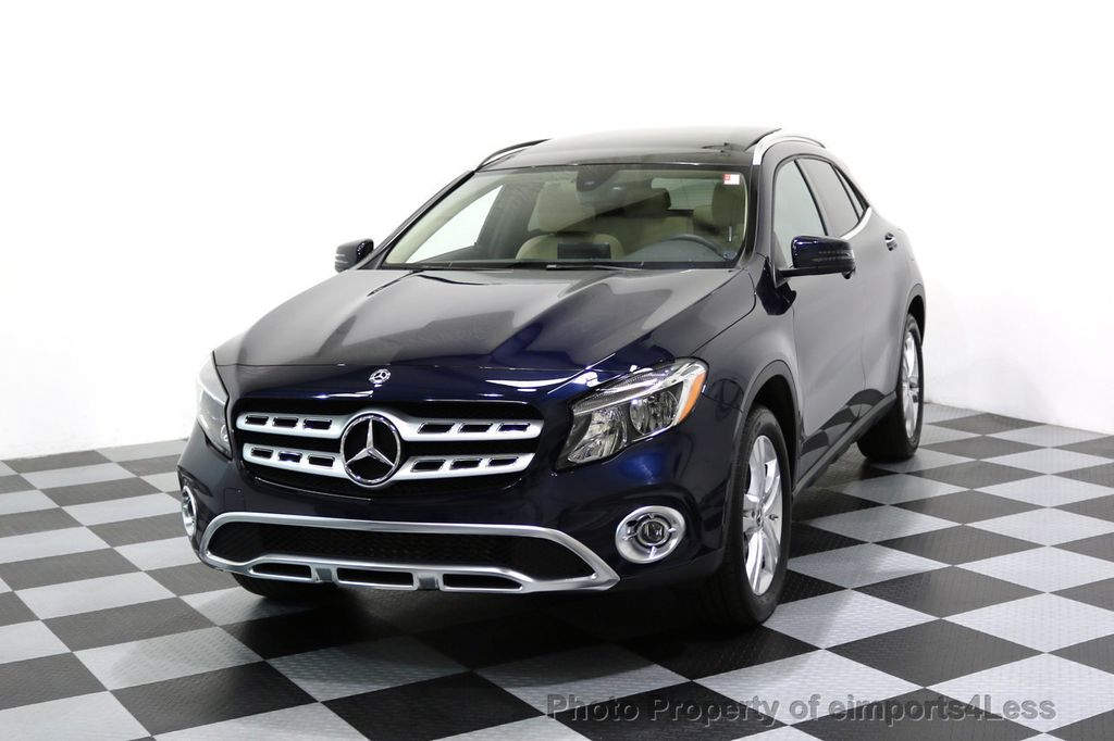 2018 Mercedes-Benz GLA CERTIFIED GLA250 4Matic AWD PANO CAMERA NAVI - 17486338 - 28