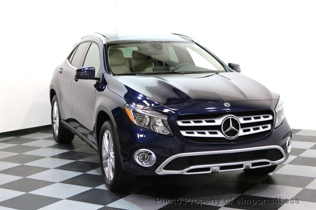 2018 Mercedes-Benz GLA CERTIFIED GLA250 4Matic AWD PANO CAMERA NAVI - 17486338 - 29