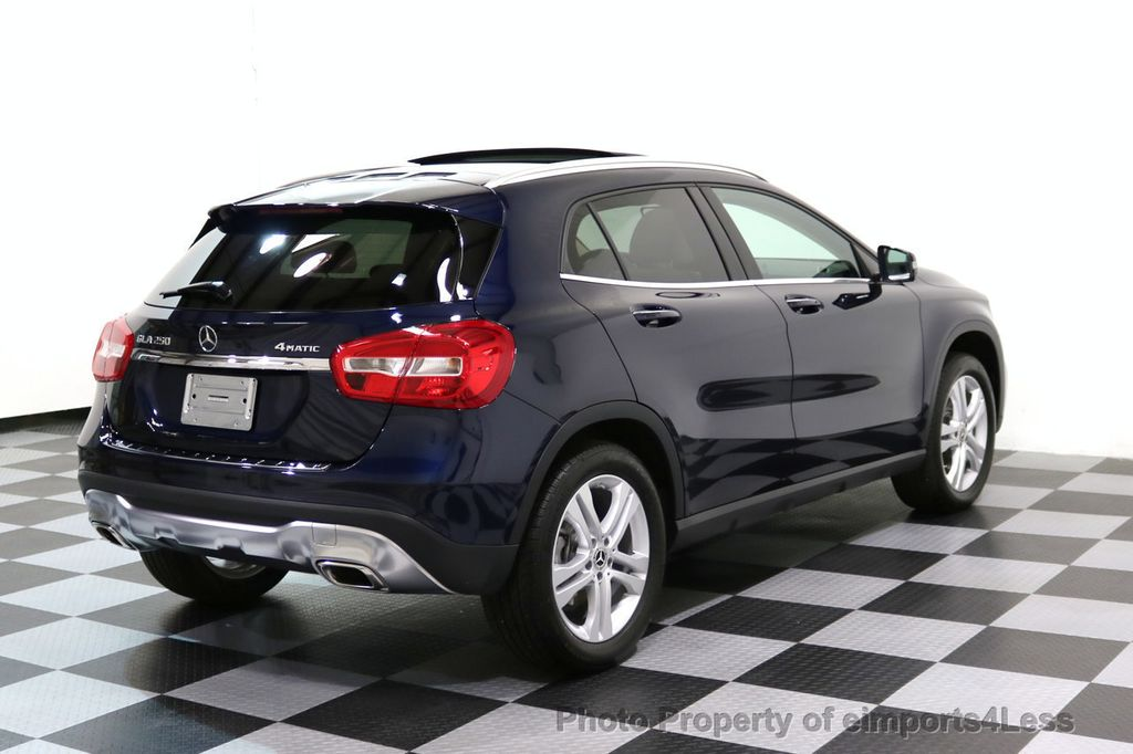 2018 Mercedes-Benz GLA CERTIFIED GLA250 4Matic AWD PANO CAMERA NAVI - 17486338 - 32