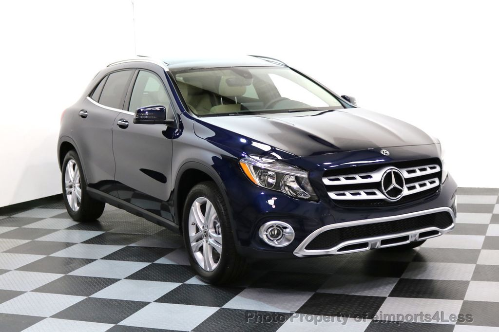 2018 Mercedes-Benz GLA CERTIFIED GLA250 4Matic AWD PANO CAMERA NAVI - 17486338 - 45