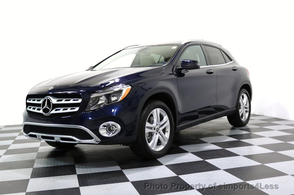 2018 Mercedes-Benz GLA CERTIFIED GLA250 4Matic AWD PANO CAMERA NAVI - 17486338 - 46