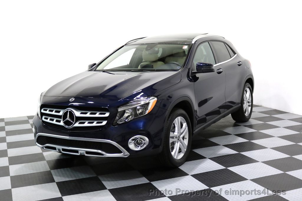 2018 Mercedes-Benz GLA CERTIFIED GLA250 4Matic AWD PANO CAMERA NAVI - 17486338 - 49