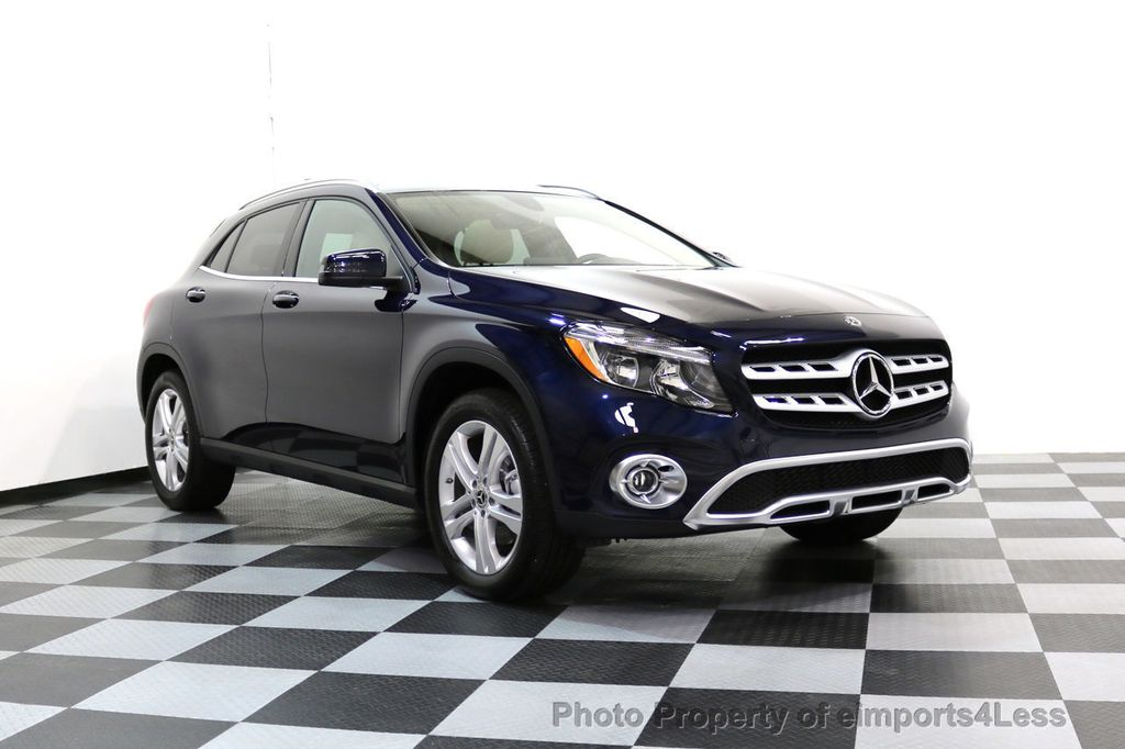 2018 Mercedes-Benz GLA CERTIFIED GLA250 4Matic AWD PANO CAMERA NAVI - 17486338 - 52