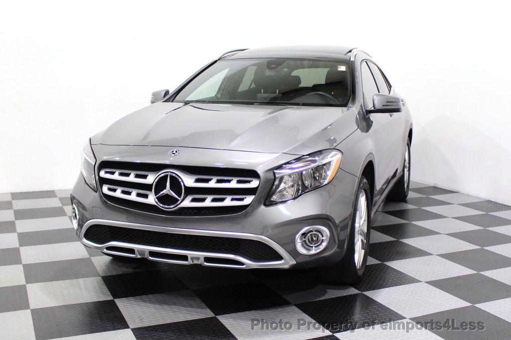 2018 Mercedes-Benz GLA CERTIFIED GLA250 4Matic AWD PANO CAMERA NAVI - 18196750 - 13