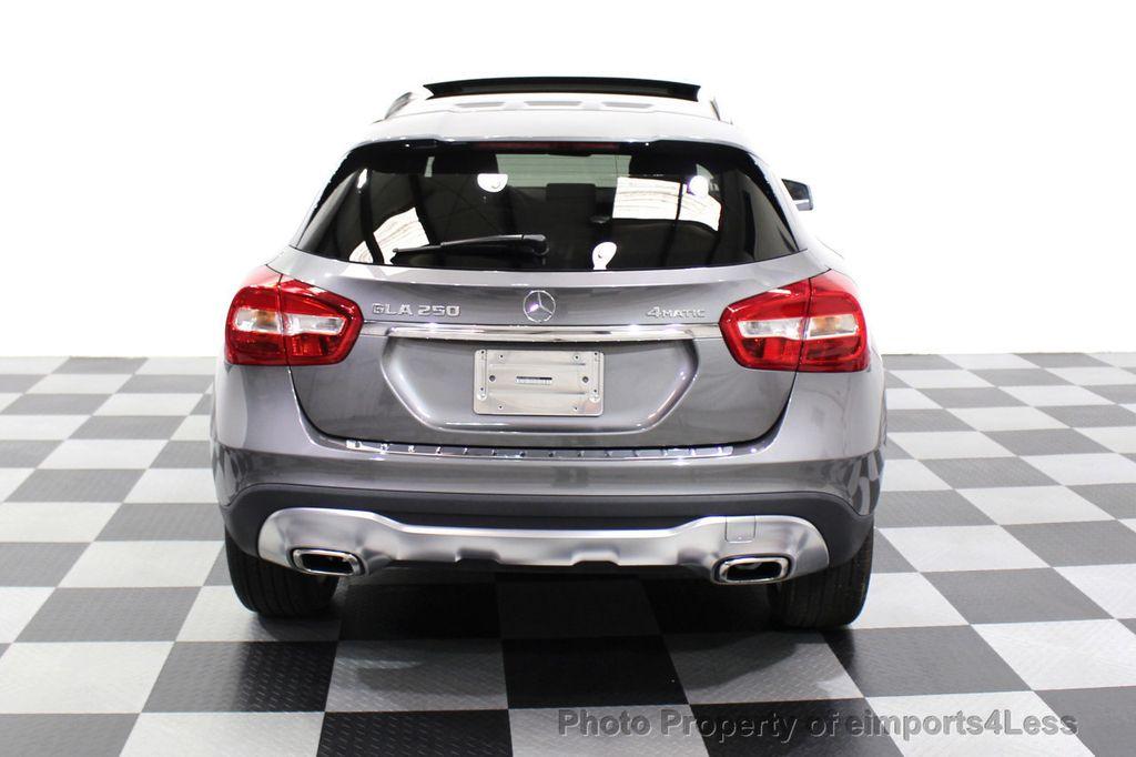 2018 Mercedes-Benz GLA CERTIFIED GLA250 4Matic AWD PANO CAMERA NAVI - 18196750 - 16