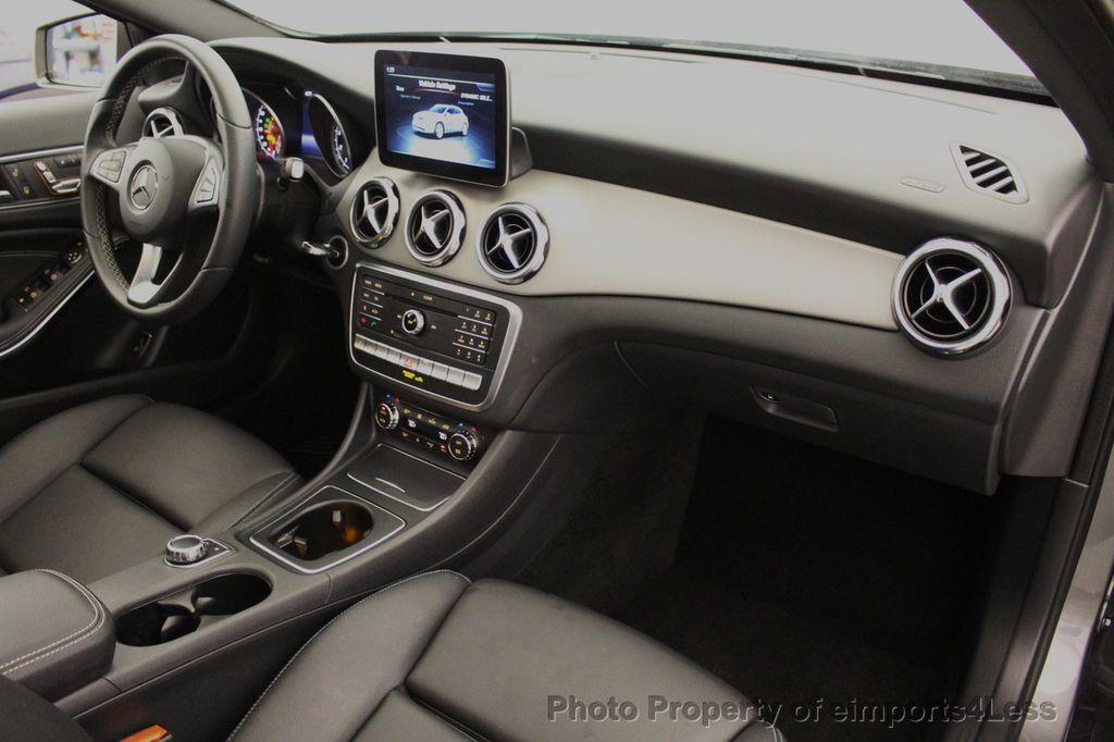 2018 Mercedes-Benz GLA CERTIFIED GLA250 4Matic AWD PANO CAMERA NAVI - 18196750 - 34