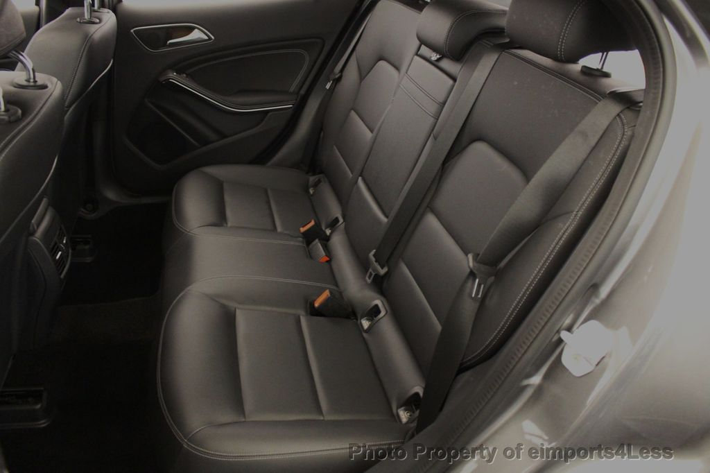 2018 Mercedes-Benz GLA CERTIFIED GLA250 4Matic AWD PANO CAMERA NAVI - 18196750 - 35