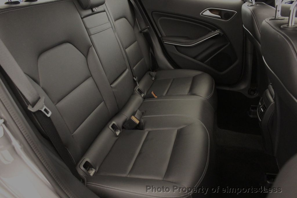 2018 Mercedes-Benz GLA CERTIFIED GLA250 4Matic AWD PANO CAMERA NAVI - 18196750 - 36