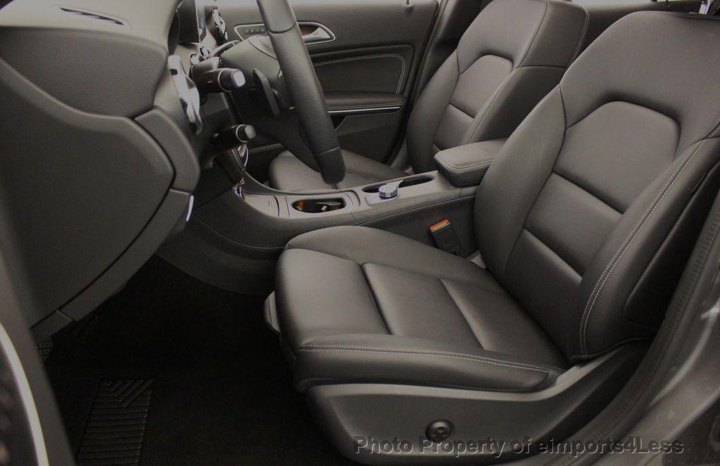 2018 Mercedes-Benz GLA CERTIFIED GLA250 4Matic AWD PANO CAMERA NAVI - 18196750 - 37