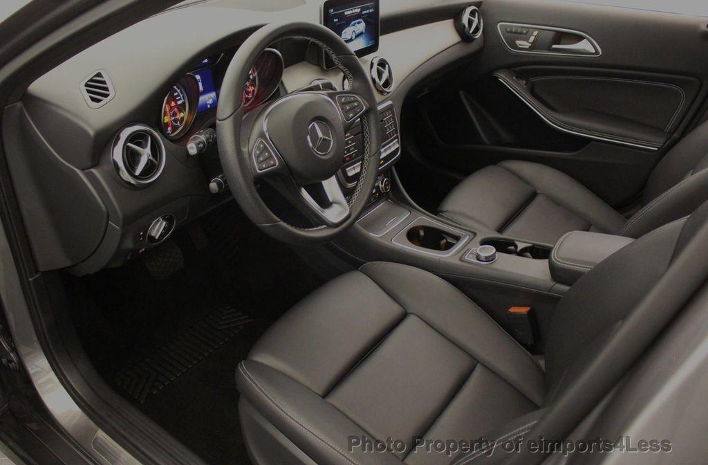 2018 Mercedes-Benz GLA CERTIFIED GLA250 4Matic AWD PANO CAMERA NAVI - 18196750 - 47