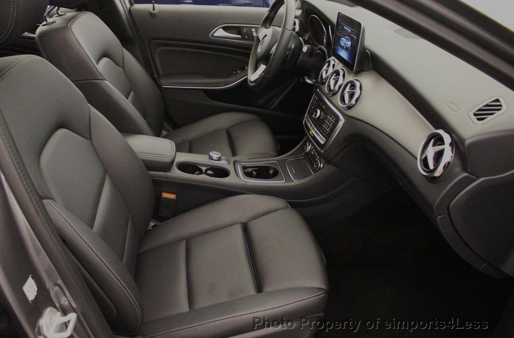 2018 Mercedes-Benz GLA CERTIFIED GLA250 4Matic AWD PANO CAMERA NAVI - 18196750 - 48
