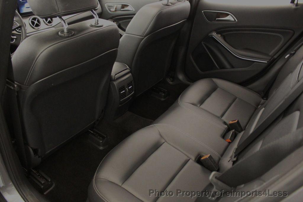 2018 Mercedes-Benz GLA CERTIFIED GLA250 4Matic AWD PANO CAMERA NAVI - 18196750 - 49