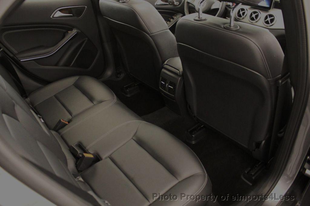 2018 Mercedes-Benz GLA CERTIFIED GLA250 4Matic AWD PANO CAMERA NAVI - 18196750 - 50