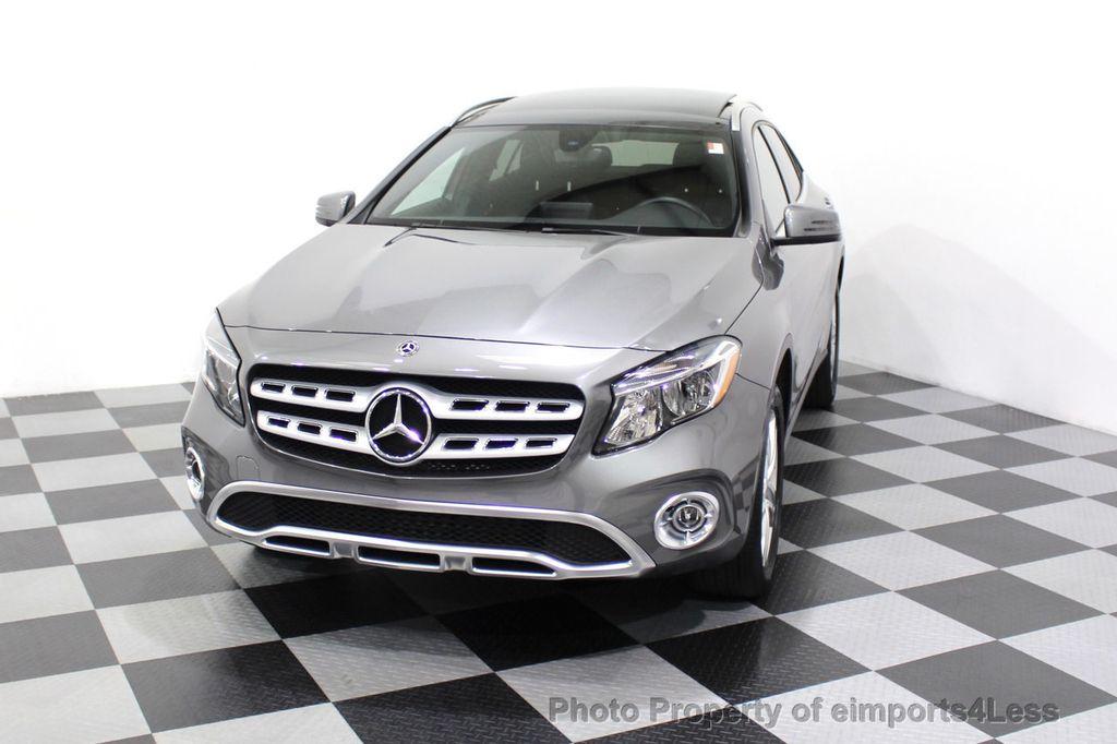 2018 Mercedes-Benz GLA CERTIFIED GLA250 4Matic AWD PANO CAMERA NAVI - 18196750 - 51