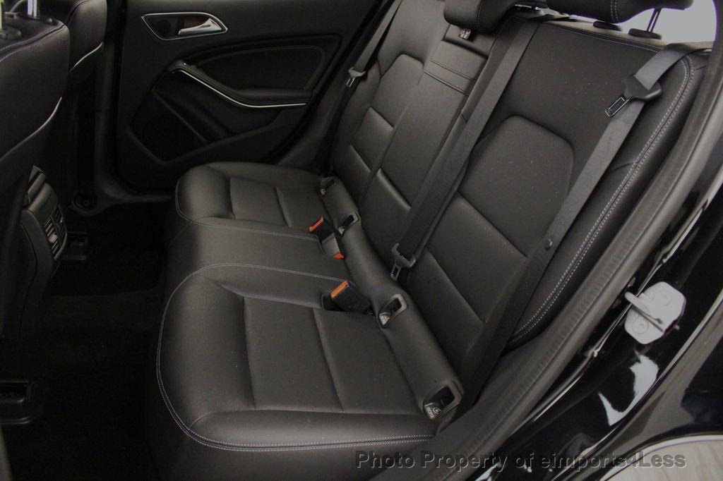 2018 Mercedes-Benz GLA CERTIFIED GLA250 AMG Sport 4MATIC AWD Nav Cam BLIS - 18227506 - 36