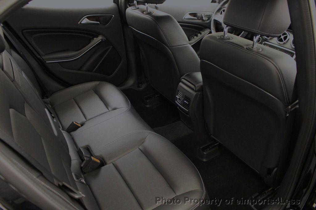 2018 Mercedes-Benz GLA CERTIFIED GLA250 AMG Sport 4MATIC AWD Nav Cam BLIS - 18227506 - 37