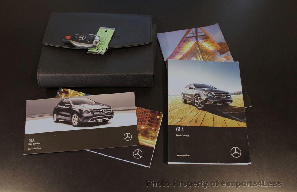 2018 Mercedes-Benz GLA CERTIFIED GLA250 AMG Sport 4MATIC AWD Nav Cam BLIS - 18227506 - 40