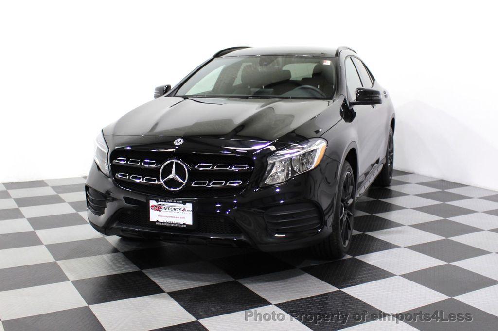 2018 Mercedes-Benz GLA CERTIFIED GLA250 AMG Sport 4MATIC AWD Nav Cam BLIS - 18227506 - 45