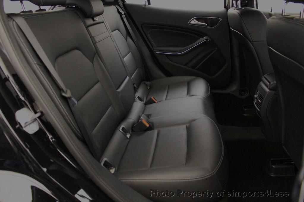 2018 Mercedes-Benz GLA CERTIFIED GLA250 AMG Sport 4MATIC AWD Nav Cam BLIS - 18227506 - 52