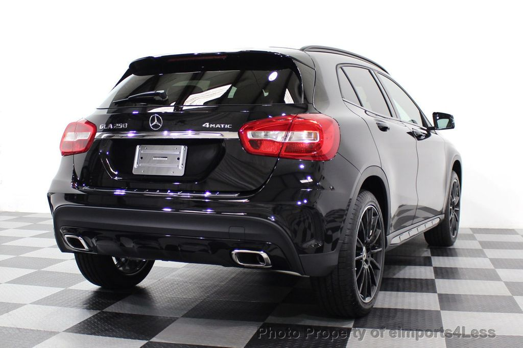 2018 Used Mercedes Benz Certified Gla250 Amg Sport 4matic Awd Nav