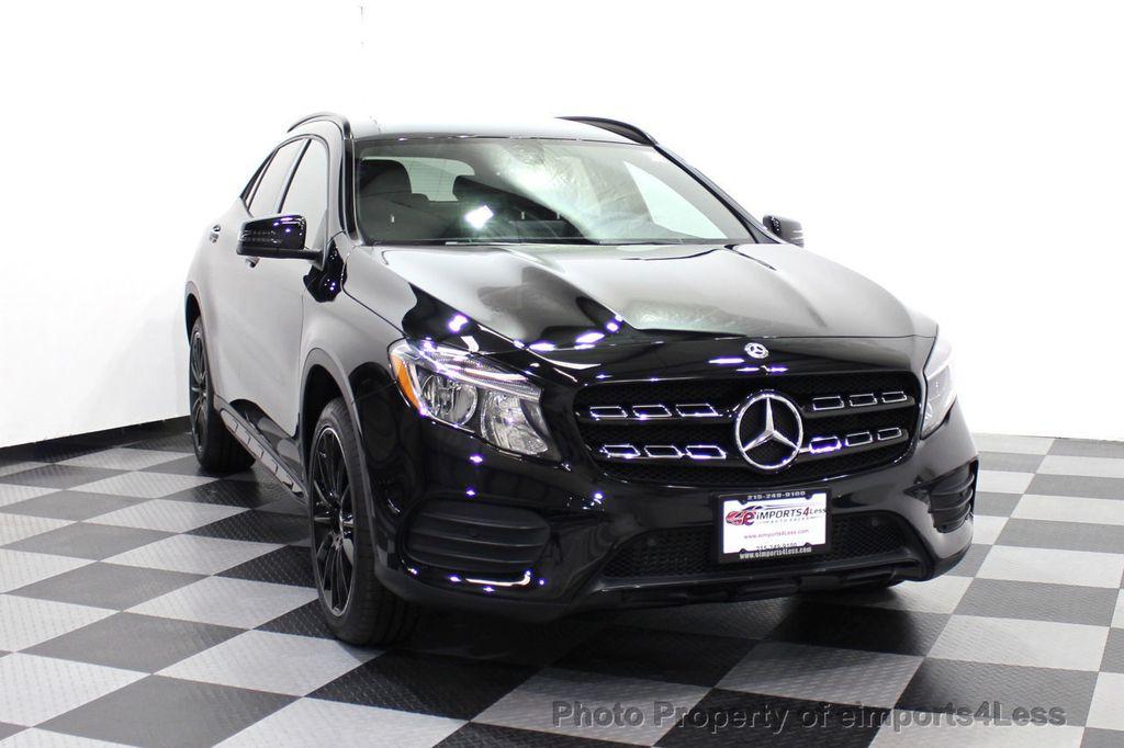 2018 Mercedes-Benz GLA CERTIFIED GLA250 AMG Sport 4MATIC AWD Nav Cam BLIS - 18227506 - 56