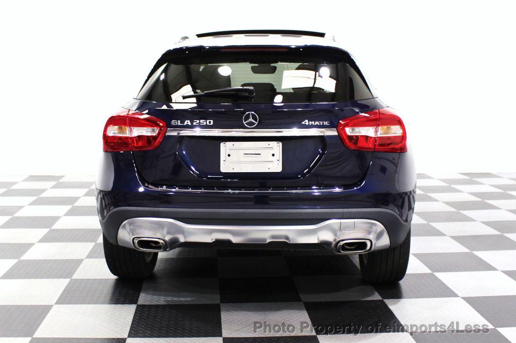 2018 Mercedes-Benz GLA CERTIFIED GLA250M 4Matic AWD PANO CAMERA NAVI - 18196746 - 16
