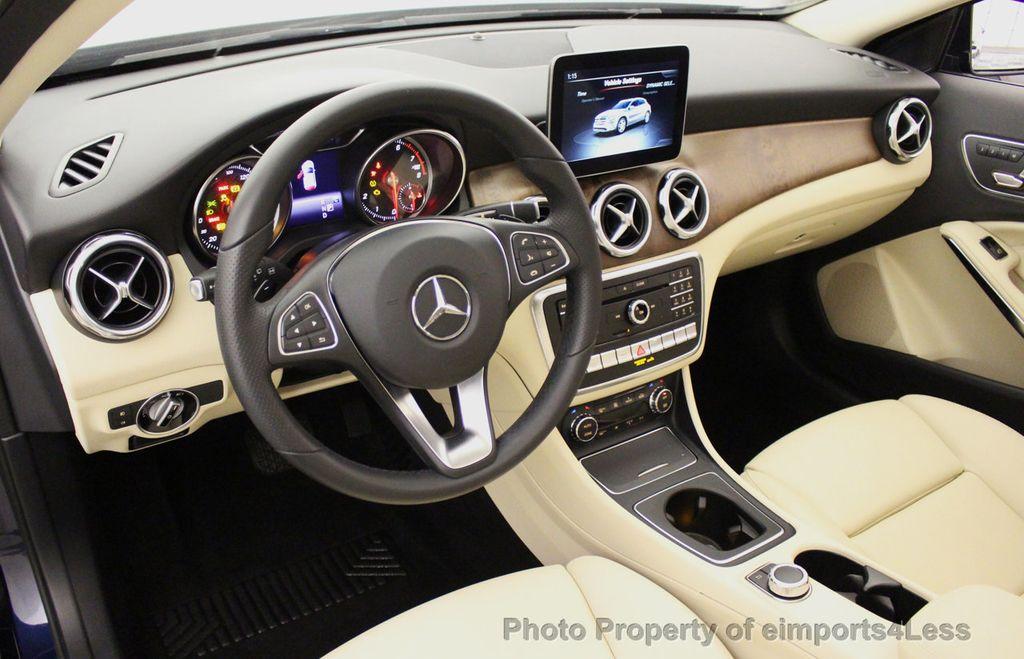2018 Mercedes-Benz GLA CERTIFIED GLA250M 4Matic AWD PANO CAMERA NAVI - 18196746 - 32