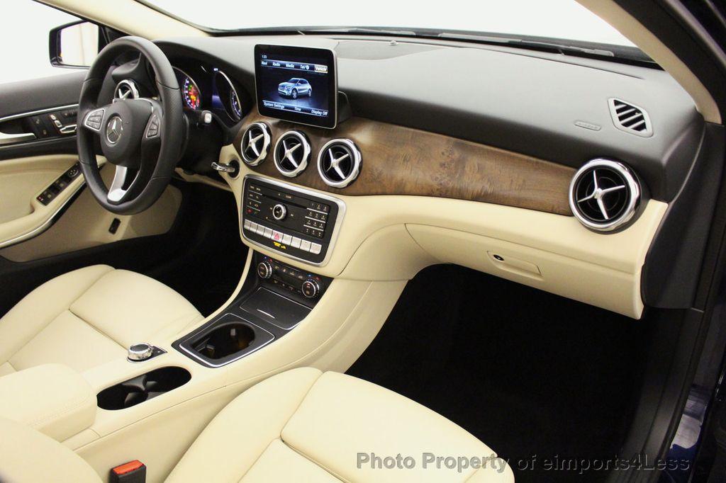 2018 Mercedes-Benz GLA CERTIFIED GLA250M 4Matic AWD PANO CAMERA NAVI - 18196746 - 34