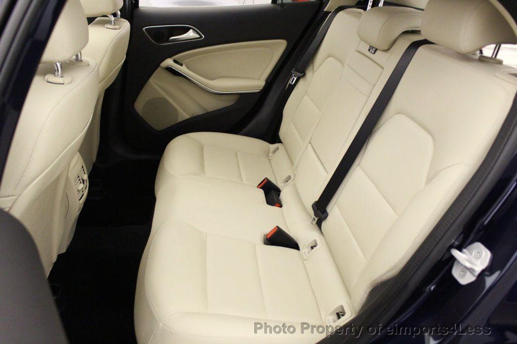 2018 Mercedes-Benz GLA CERTIFIED GLA250M 4Matic AWD PANO CAMERA NAVI - 18196746 - 35