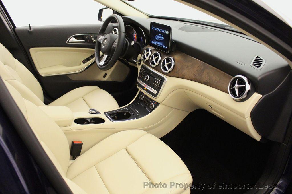 2018 Mercedes-Benz GLA CERTIFIED GLA250M 4Matic AWD PANO CAMERA NAVI - 18196746 - 48