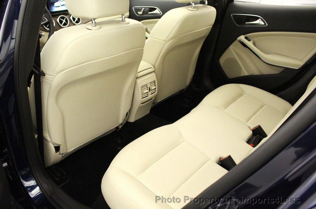 2018 Mercedes-Benz GLA CERTIFIED GLA250M 4Matic AWD PANO CAMERA NAVI - 18196746 - 49
