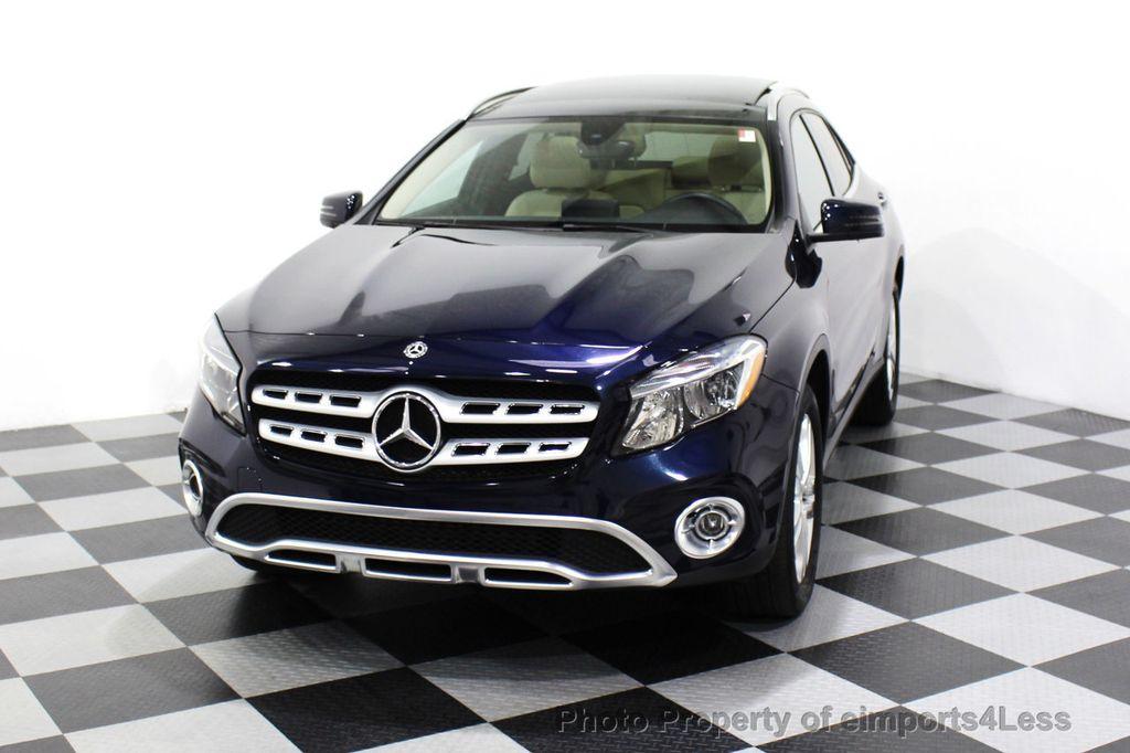 2018 Mercedes-Benz GLA CERTIFIED GLA250M 4Matic AWD PANO CAMERA NAVI - 18196746 - 51