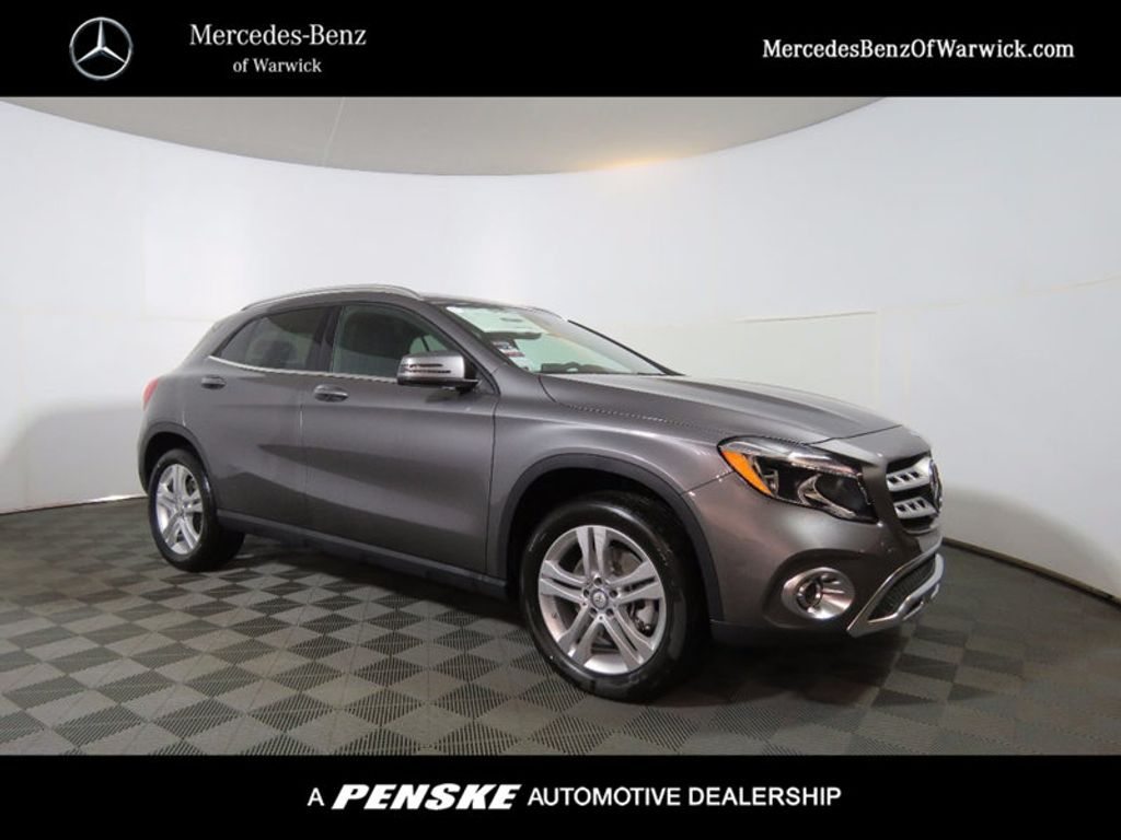 2018 Mercedes-Benz GLA GLA 250 4MATIC SUV - 16497137 - 0