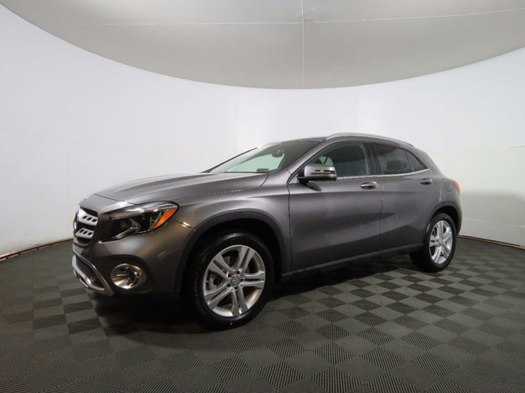 2018 Mercedes-Benz GLA GLA 250 4MATIC SUV - 16497137 - 2