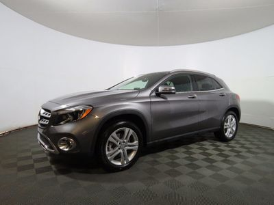 2018 Mercedes-Benz GLA GLA 250 4MATIC SUV - Click to see full-size photo viewer