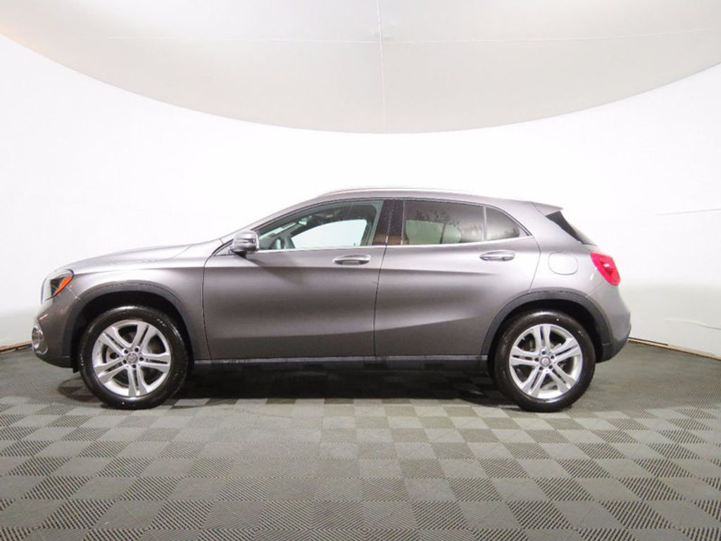 2018 used mercedes benz gla gla 250 4matic suv at mercedes for Mercedes benz used gla