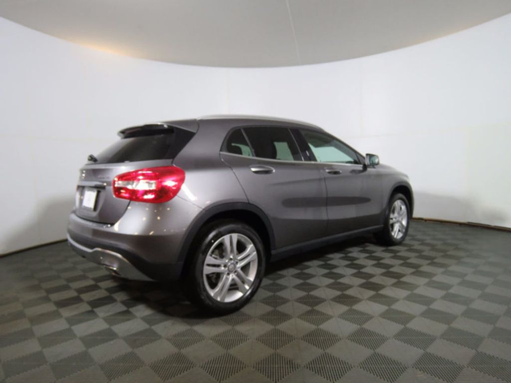 2018 used mercedes benz gla gla 250 4matic suv at mercedes benz of warwick serving providence. Black Bedroom Furniture Sets. Home Design Ideas