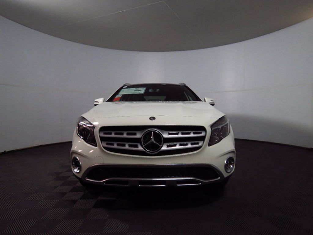 2018 Mercedes-Benz GLA GLA 250 4MATIC SUV - 16728461 - 1