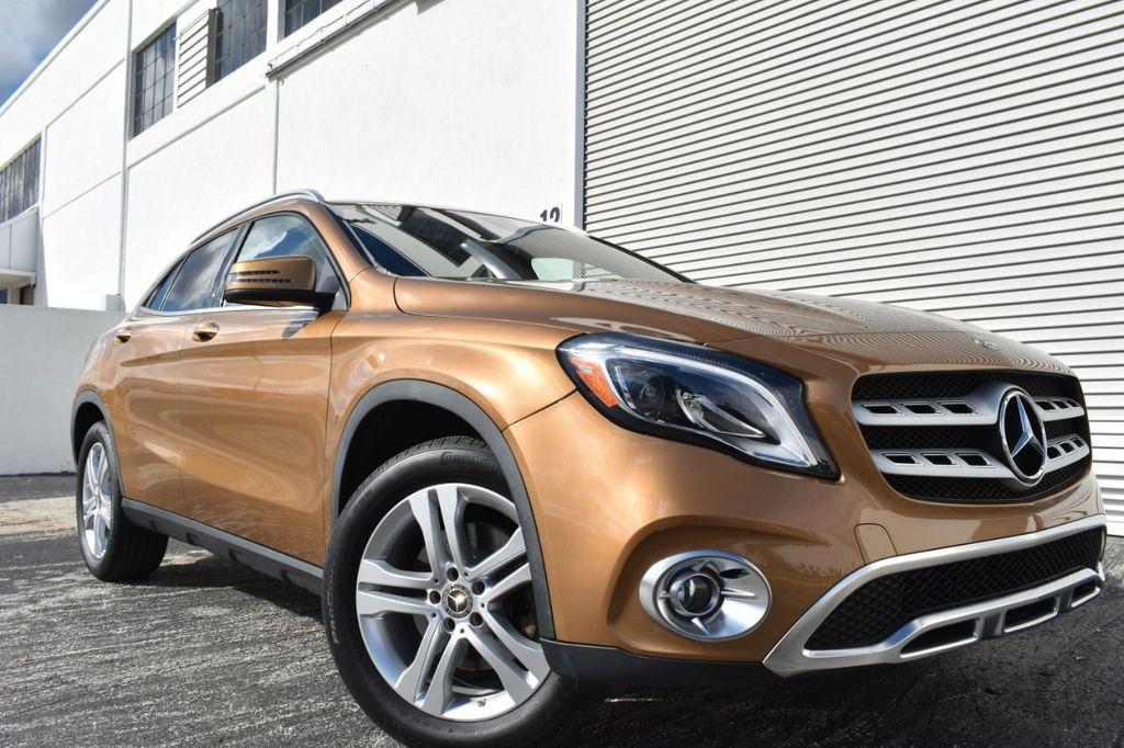 2018 Used Mercedes-Benz GLA GLA250 APPLE CAR PLAY KEYLESS ...