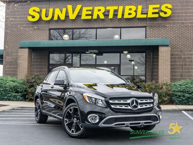 2018 Mercedes-Benz GLA GLA 250 SUV - 18202154 - 0