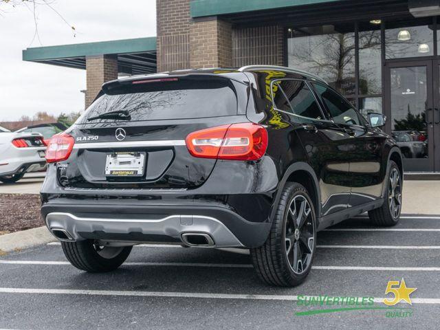 2018 Mercedes-Benz GLA GLA 250 SUV - 18202154 - 9