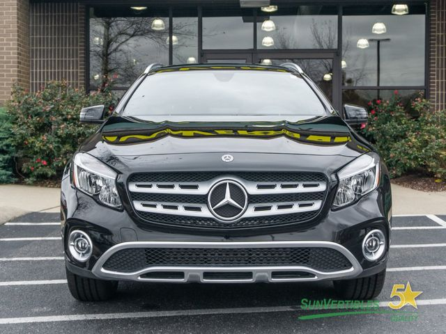 2018 Mercedes-Benz GLA GLA 250 SUV - 18202154 - 3
