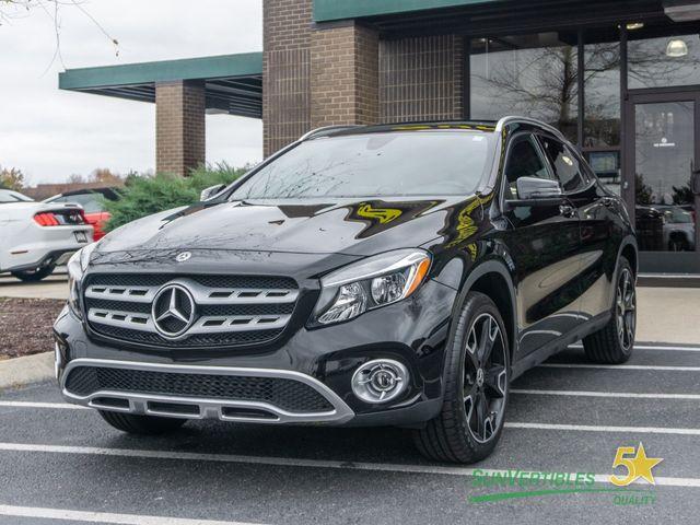 2018 Mercedes-Benz GLA GLA 250 SUV - 18202154 - 4